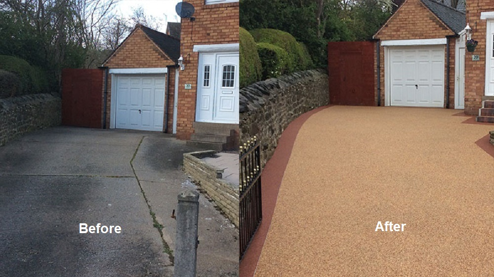Resin Driveways Our Services